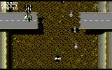 S.W.I.V. Commodore 64 Controlling the heli...