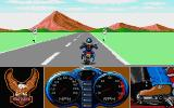 Harley-Davidson: The Road to Sturgis Atari ST On the road
