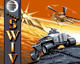 S.W.I.V. Amiga Title screen