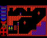 Camelot BBC Micro Further exploring after gaining my first object