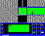 Impossible Mission BBC Micro In the elevator