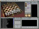 Chessmaster 6000 Macintosh Game about to begin