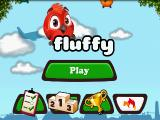 Fluffy Birds Android Main menu