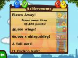 Fluffy Birds Android Achievements