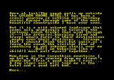 Dracula Amstrad CPC Starting chapter 1