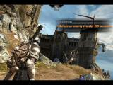 Infinity Blade iPad When achievements are reached they show briefly in game