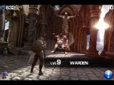 Infinity Blade iPad Level 9 Warden