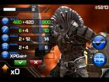 Infinity Blade iPad Any purchases and items currently being used are shown in your profile - new helmet