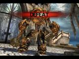 Infinity Blade iPad Defeat from a Plated Golem