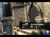 Infinity Blade iPad Level 21 Plated Sorok that drains life and resist dark magic