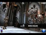 Infinity Blade iPad Level 5 Iron Golem