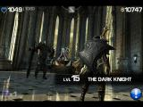 Infinity Blade iPad To attack The God King I must fight the Level 15 Dark Knight