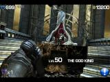 Infinity Blade iPad Level 50 The God King.... I'm dead... totally dead...
