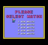 Bomberman II NES Additional options in a Versus or Battle Game