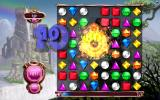 Bejeweled 3 Windows A flame gem explodes