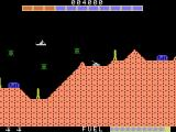 Super Cobra ColecoVision Floating mines can get in the way