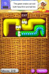 Snake Slider iPhone Unlike the orginal game, the green snake is allowed to exit with its tail first
