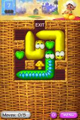 Snake Slider iPhone Eat apples and the snake will grow, eat mushroom and the snake will shrink