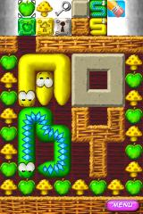 Snake Slider iPhone The built-in editor, the available game area is a 8x8 grid