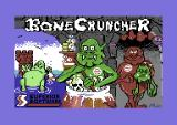 Bone Cruncher Commodore 64 Loading screen
