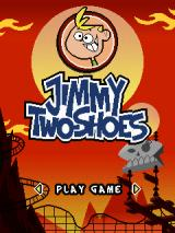 Jimmy Two-Shoes J2ME Main menu