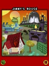 Jimmy Two-Shoes J2ME The map