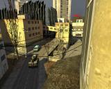 Half-Life 2 Macintosh Running across roof tops and ledges to evade the Metro Cops