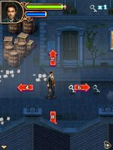 Sherlock Holmes: The Official Movie Game J2ME How to move