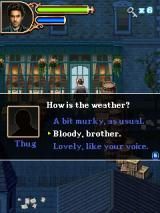 Sherlock Holmes: The Official Movie Game J2ME Some dialogue