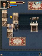 Sherlock Holmes: The Official Movie Game J2ME Pulling crates to get through