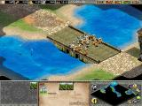 Age of Empires II: Gold Edition Macintosh Battle on the bridge