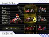 Mario Kart Wii Wii Select Vehicle
