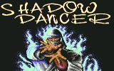 Shadow Dancer Commodore 64 Title