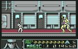 Shadow Dancer Commodore 64 Mission 1 Boss