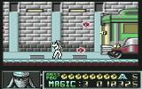 Shadow Dancer Commodore 64 Mission 2 Boss