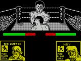 Rocco ZX Spectrum This opponent looks the same but is much tougher