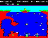 Savage Pond BBC Micro I got my first frog, but the tadpole needs to rush for safety because of a dragonfly nymph