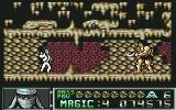 Shadow Dancer Commodore 64 Mission 4 Boss