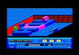 Ballbreaker II Amstrad CPC The first screen