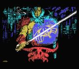 Metropolis MSX Loading screen
