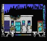Metropolis MSX Moving on and killing more enemies.