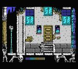 Metropolis MSX I've killed all the enemies here, time to move on.