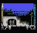 Metropolis MSX I lost all my energy and died.
