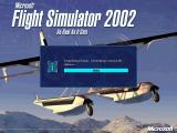 After installation the first time the flight simulator loads it updates its scenery indices