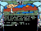 Dragon Blade TRS-80 CoCo A place to relax