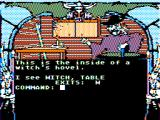 Dragon Blade TRS-80 CoCo Not the most original kind of person I would say, but at least she helps me out.