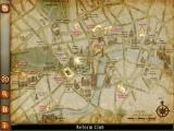 Around the World in Eighty Days: Phileas Fogg iPad Locations map