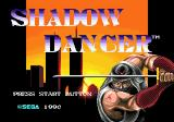 Shadow Dancer: The Secret of Shinobi Genesis Title
