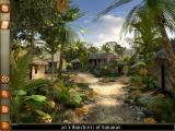 Around the World in Eighty Days: Phileas Fogg iPad Jungle glade - objects