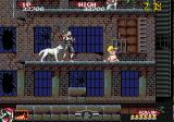 Shadow Dancer: The Secret of Shinobi Genesis A hostage
